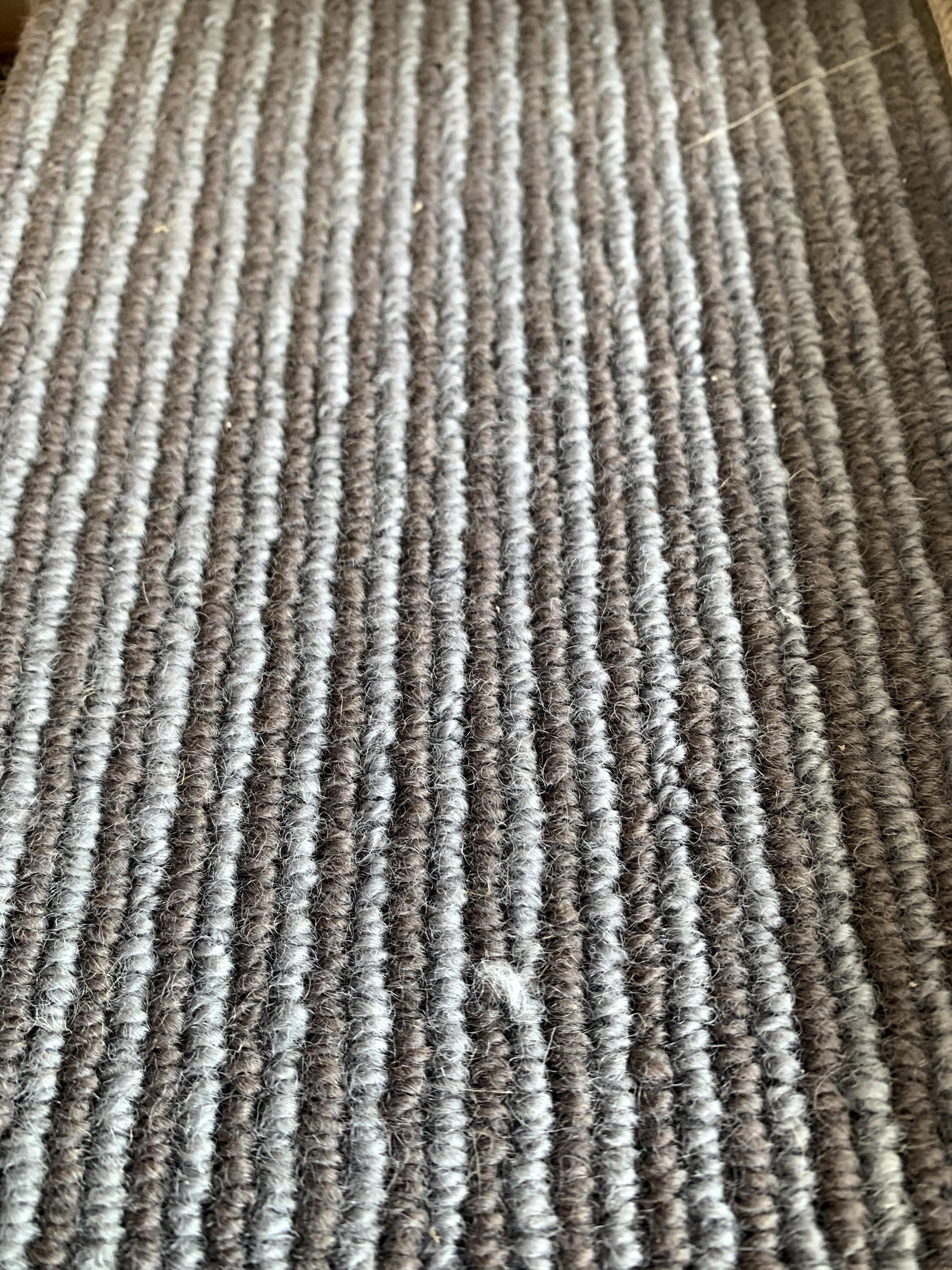 Wool pinstripe