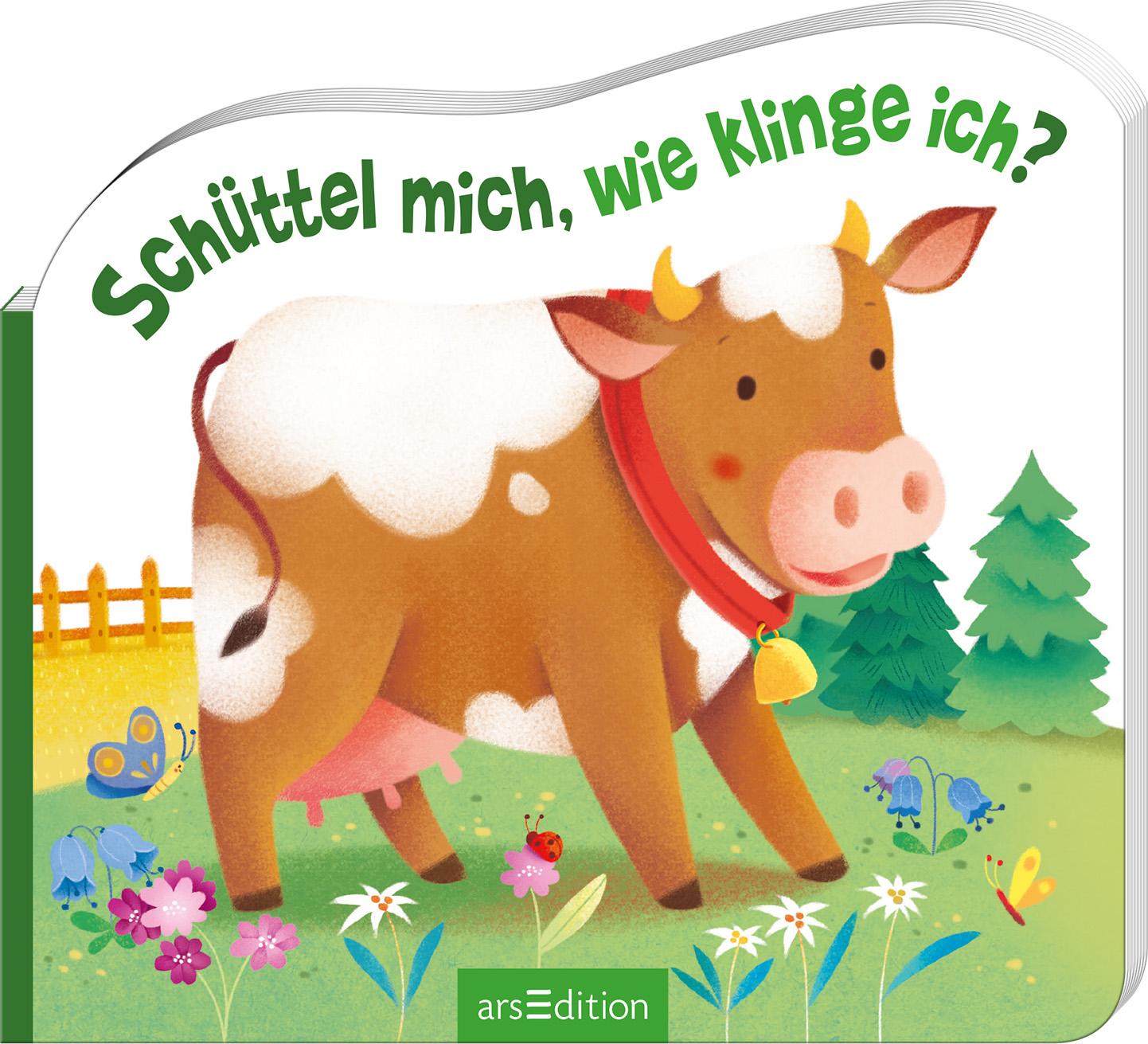 Cow sound book