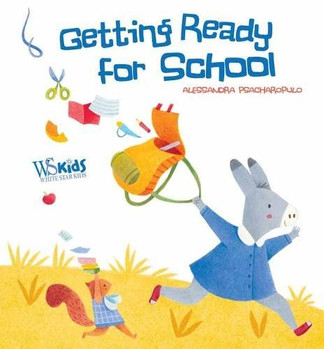 Getting ready for school White star kids