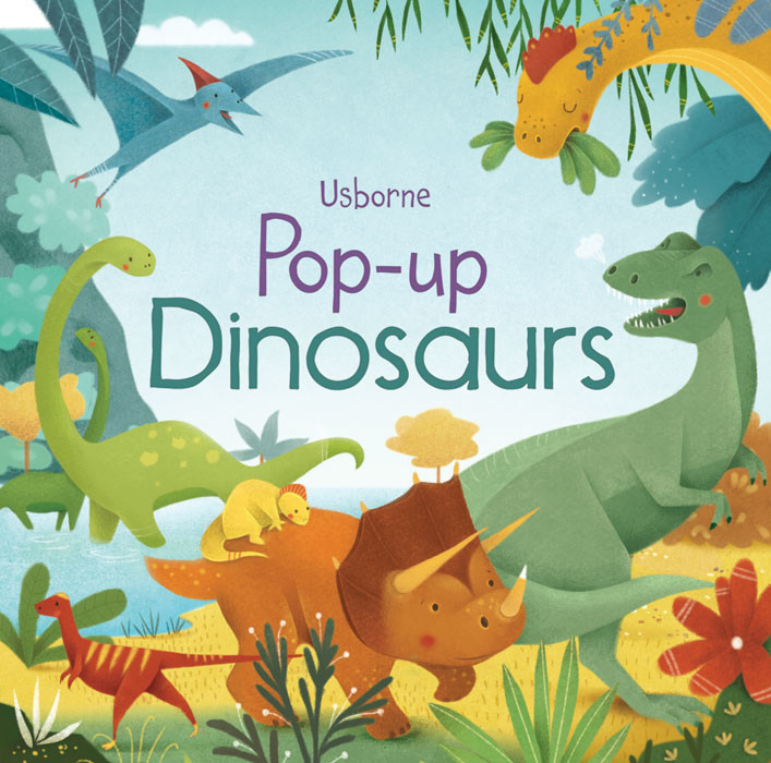 DINOSAUR POP-UP