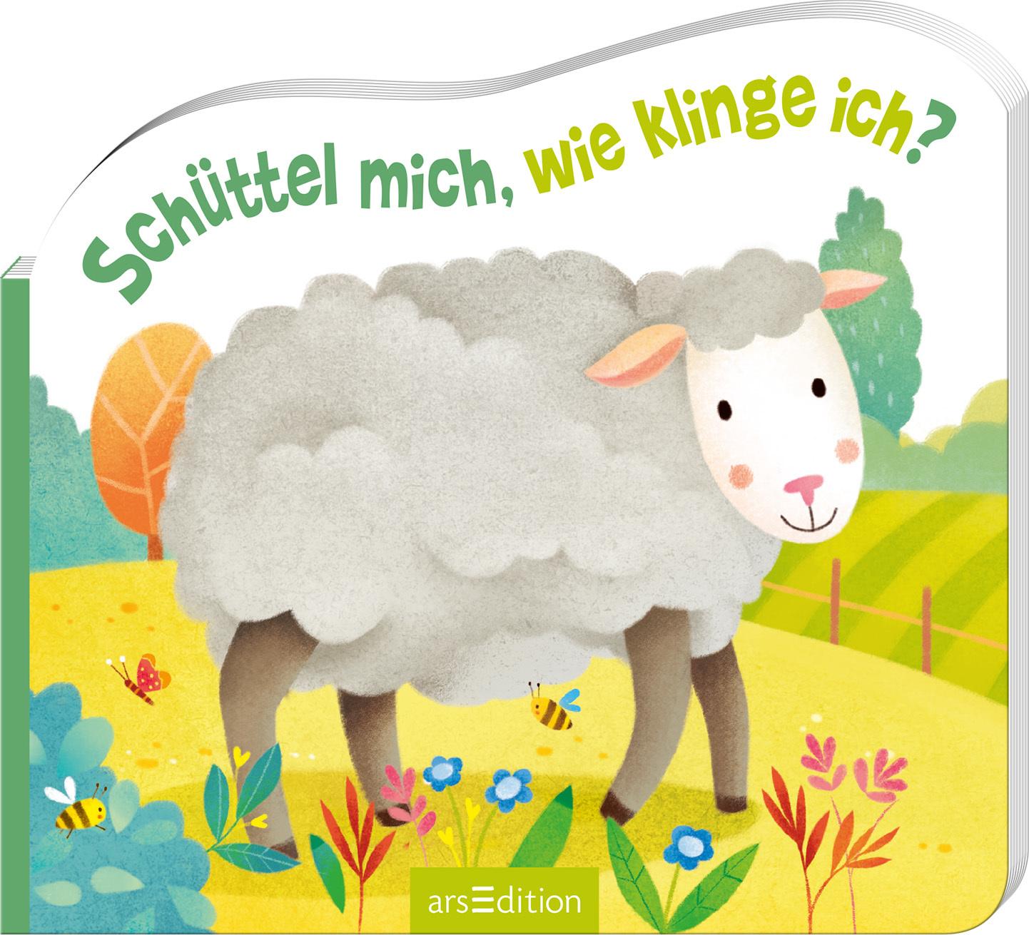 sheep sound book