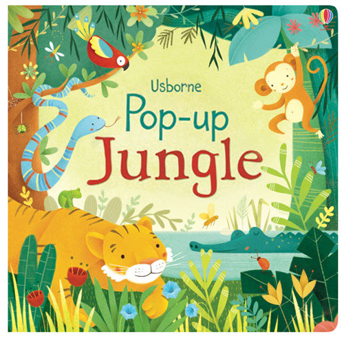 JUNGLE POP-UP