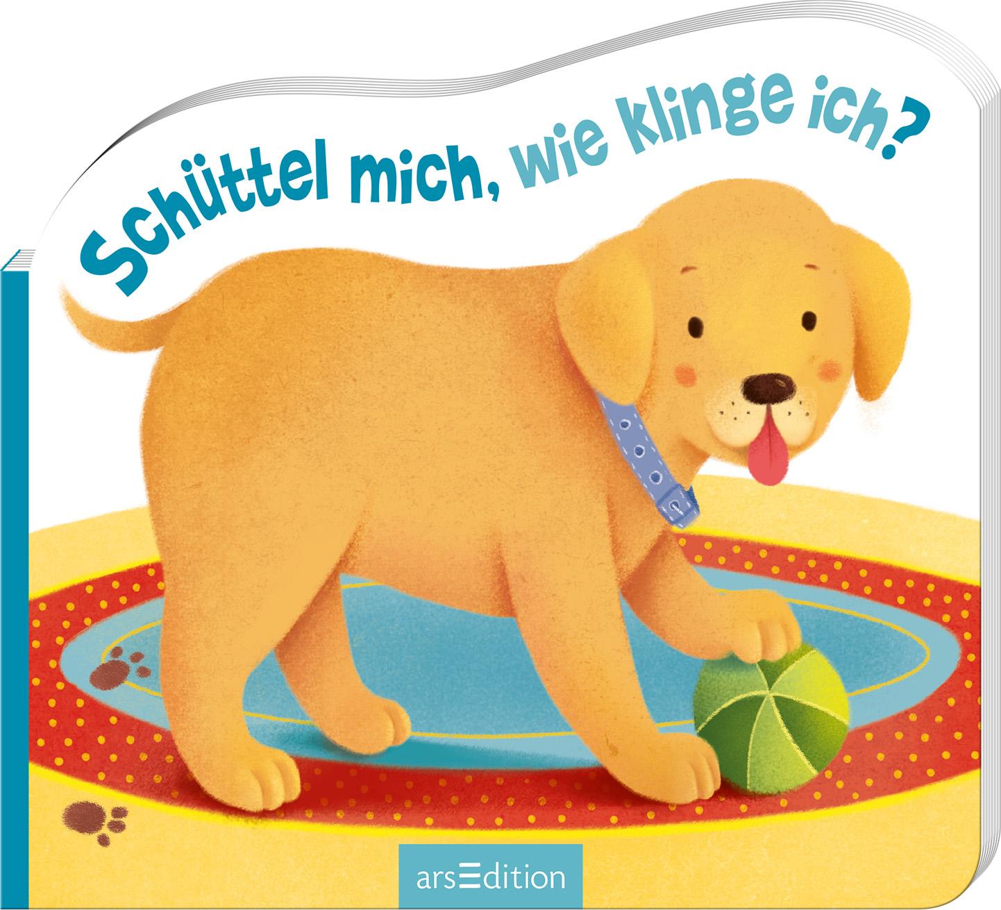 Dog sound book