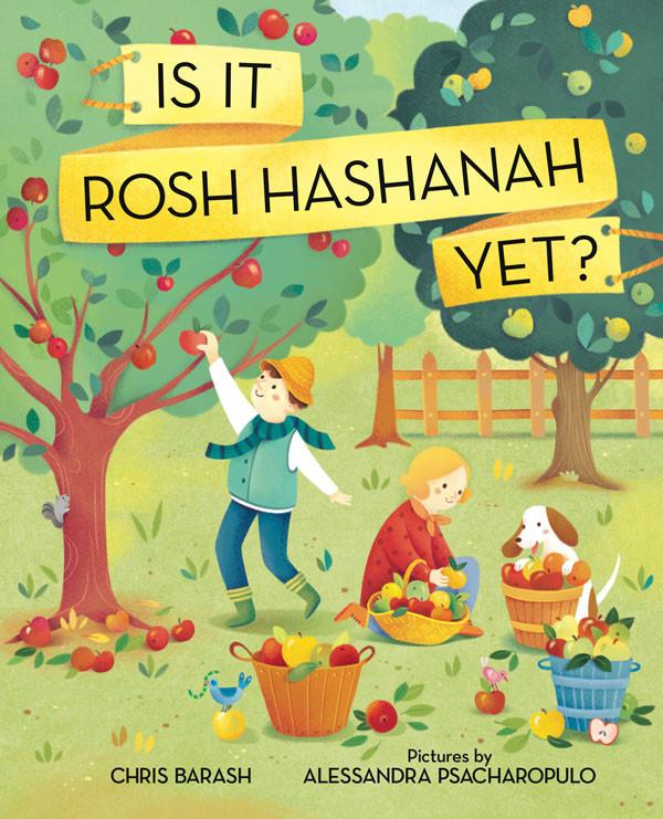 Is it Rosh Hashanah Yet