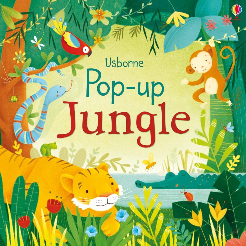 Pop up jungle