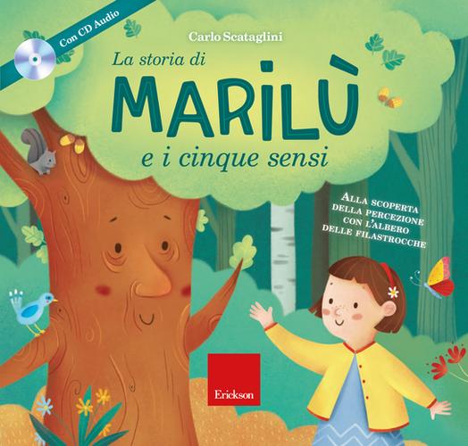 MARILU' E I CINQUE SENSI