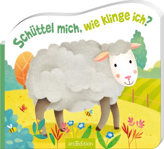 SHEEP - sound book