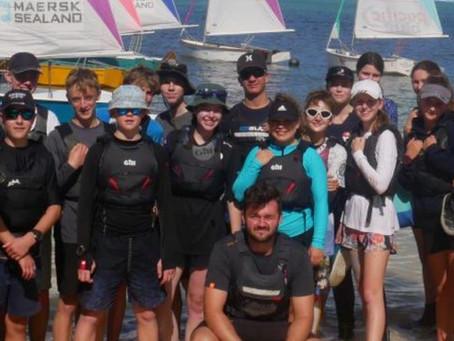 Team Sailor Development In Rarotonga