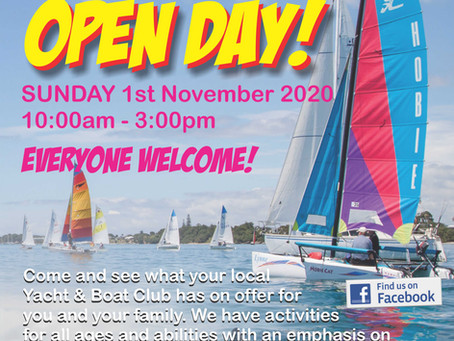 Join the Fun at the MY&BC Community Open Day!