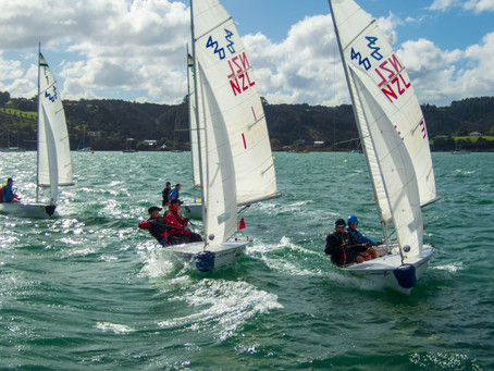 Team Sailing Training Before The Secondary School National Championships Saturday 17/4/21