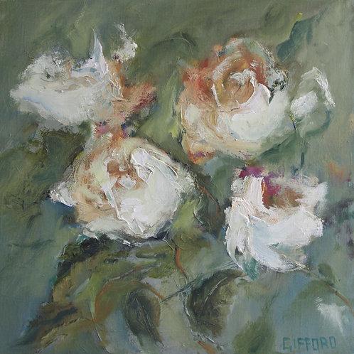 Rosemary Gifford  | Cream Roses