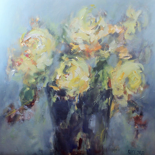 Rosemary Gifford    Yellow Roses