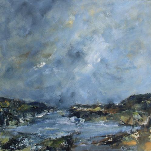 Rosemary Gifford  | Inlet North Antrim Coast