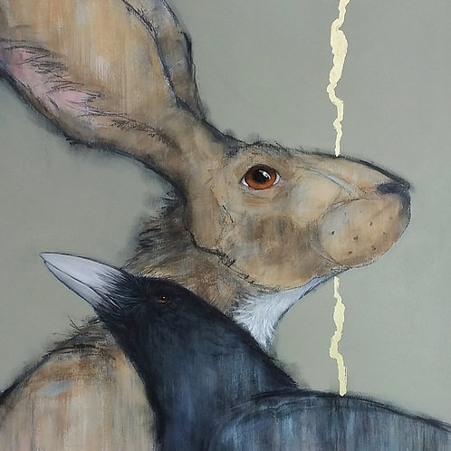 Sylvia Parkinson-Brown  | Whisperer Hare & Raven