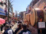 Iida city 2016 Oneri-matsuri