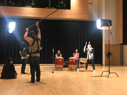 Taiko lessons in Toronto