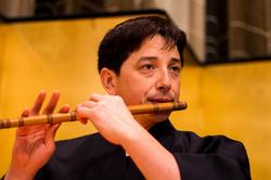 Japanese flute performance in Ottawa