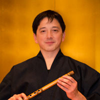 Taiko drummer and Japanese music in Toronto Kusano Kokichi