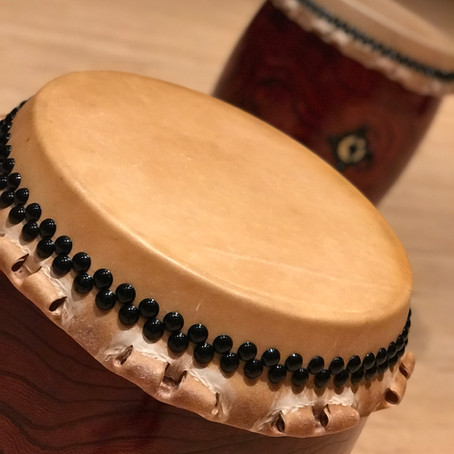 Taiko Workshops for beginners at the JCCC