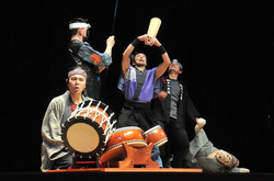 Japanese music performance in Japan