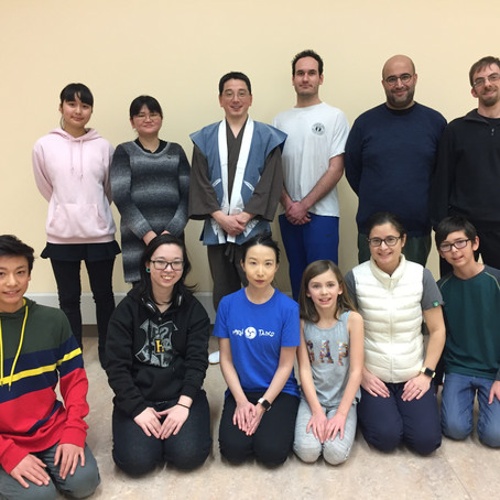 Workshop with Mount Royal University Conservatory's Rocky Mountain Taiko Ensemble – Calgary