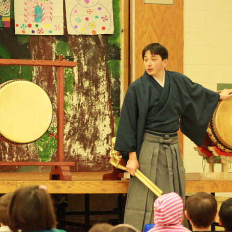 2015 Toronto Japanese Language School – Culture day workshop