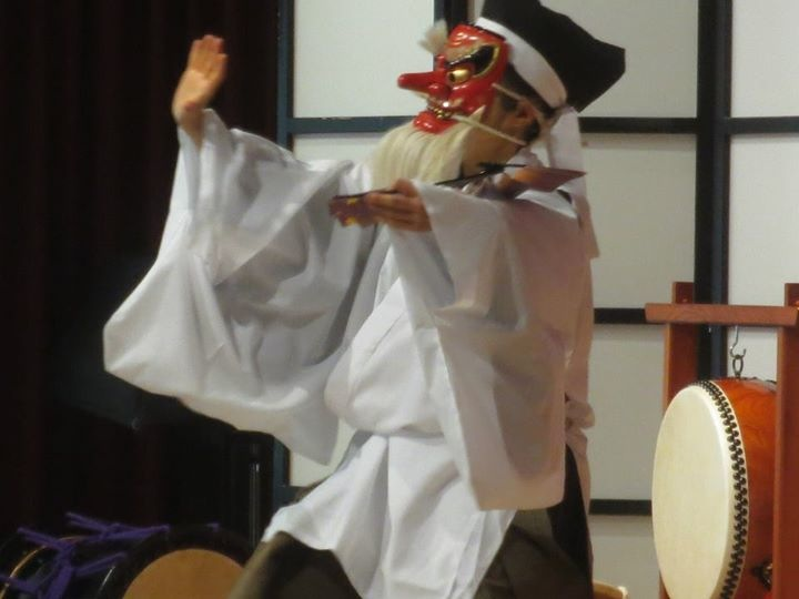 Japanese dance in Toronto