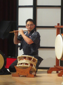 Japanese flute in Toronto