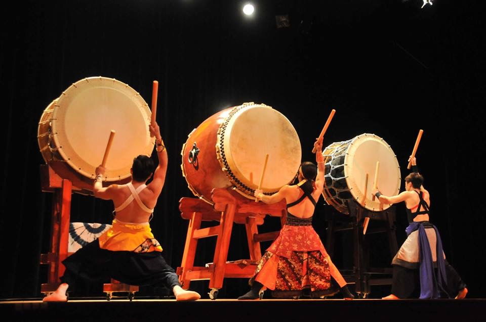 Taiko performance