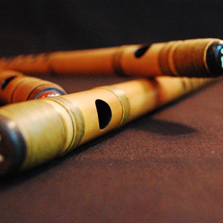 Bamboo flute care