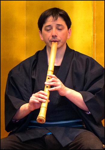 Kokichi Kusano Shakuhachi Toronto