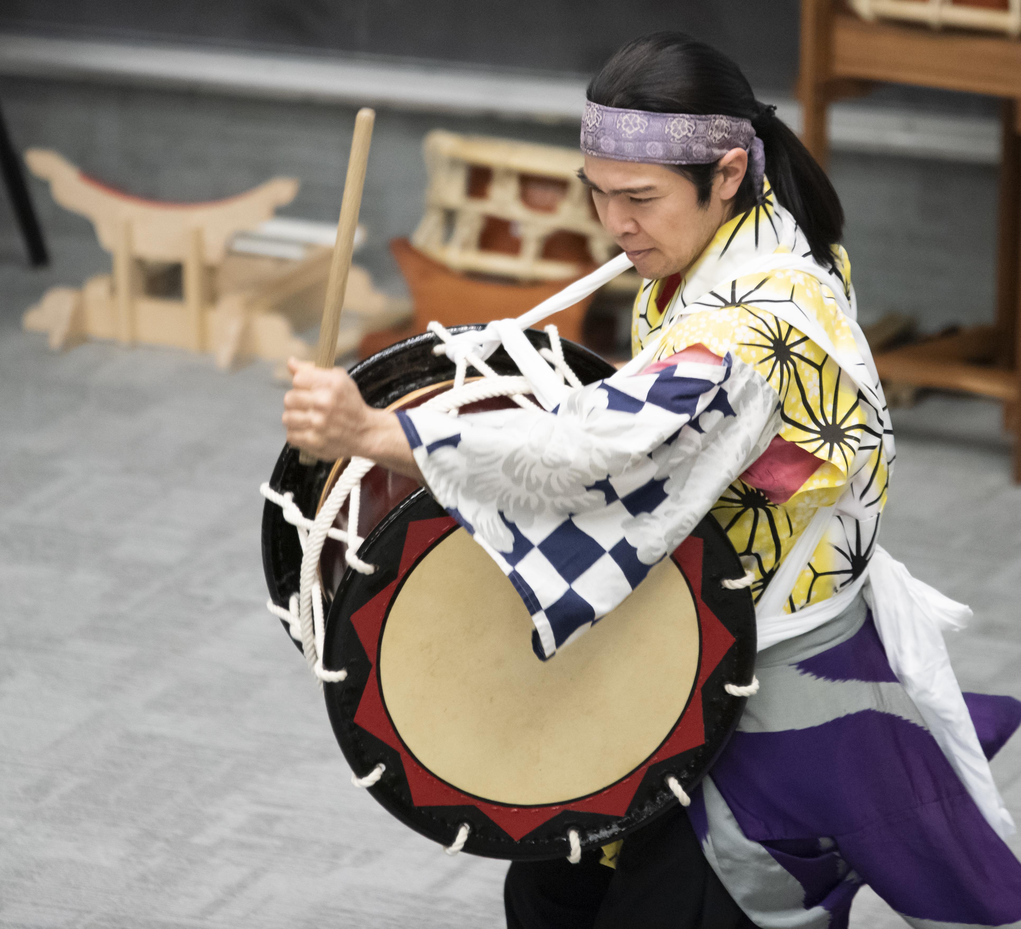 Tetsuya Kudaka in Mitsuki