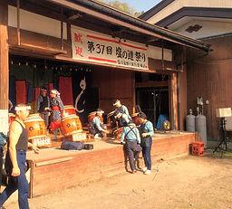 Otari village, Shio no Michi Festival 2016