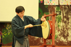 Teaching about Japanese music