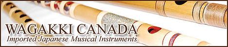 Japanese flutes Toronto