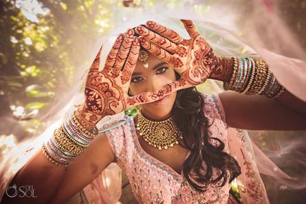 Dreams Tulum Indian Wedding