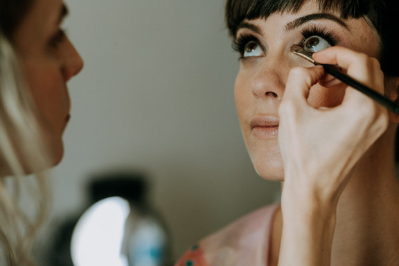 Tulum Bridal Makeup Artist.