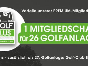 Neue Partnerclubs bei der Dein Golf Plus Kooperation: