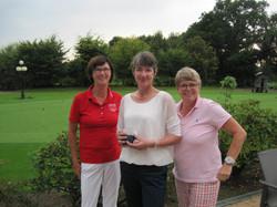 Clubmeisterinnen der Seniorinnen