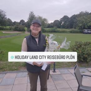Das Los entschied beim Finale Golfreisen.Hamburg Cup