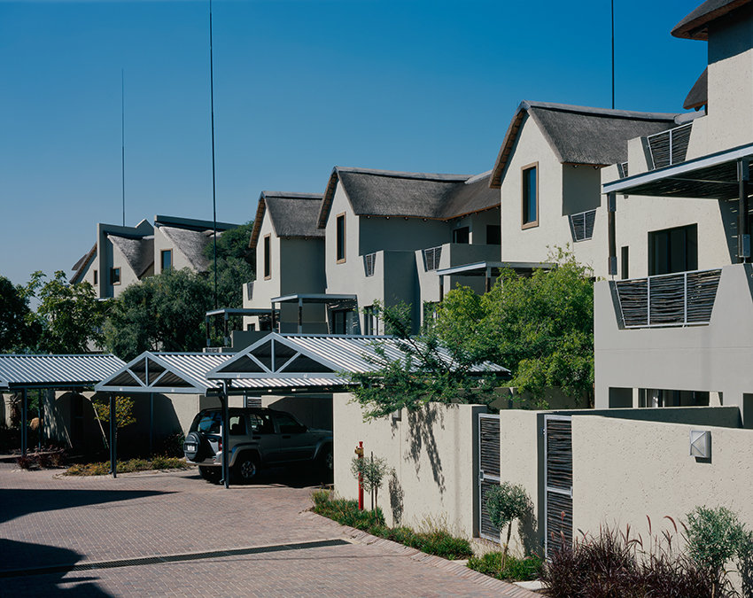 The Zaleni Apartments is a residential development located in Montana, Pretoria, South Africa