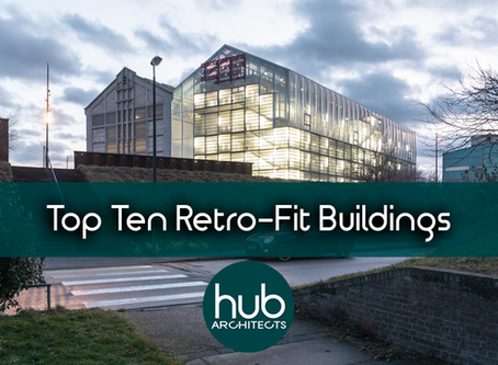 Top 10 Retro-Fit Buildings around the world by Hub Architects