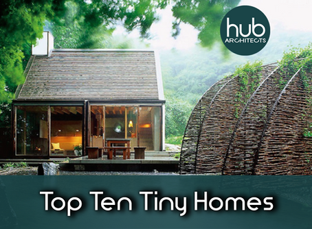 Top Ten Tiny Homes around the World
