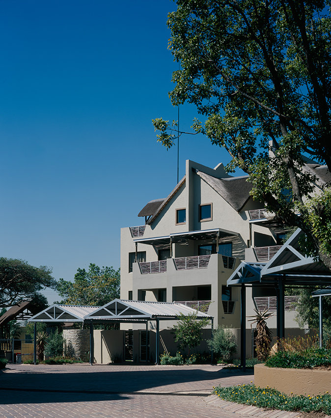 The Zaleni Apartments is a residential property development located in Montana, Pretoria, South Africa