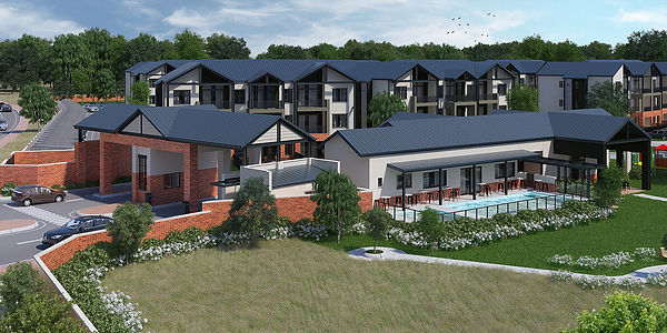 Orchid Ridge Clubhouse Exterior View (Pr