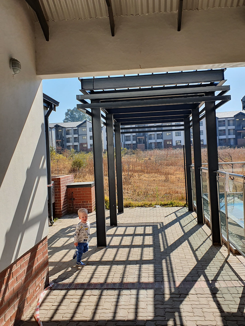 Orchid Ridge is a residential development designed by Hub Architects and is located in Orchid Ridge, Randburg, South Africa