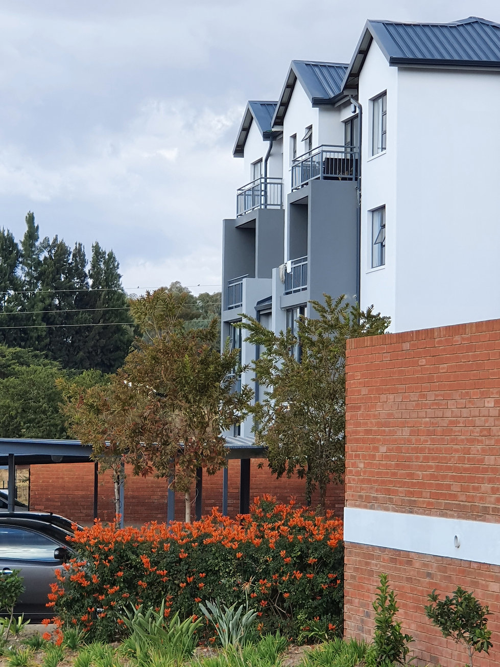 Housing Estate project by architect: Hub Architects and is located in Pretoria.