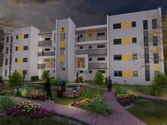 Blue Hills Apartments