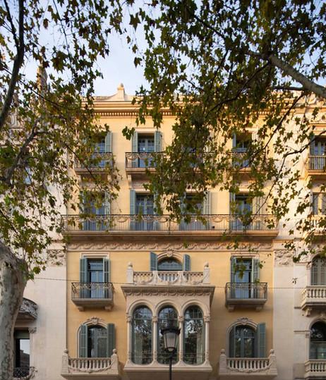 Restauración Fachada Casa Mulleres
