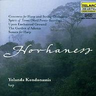 Hovahaness by Yolanda Kondonassis
